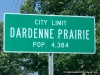 Welcome to Dardenne Prairie Missouri!
