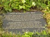 Post Dispatch Lake history plaque