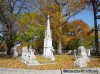 Semple-Ames Family plot