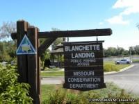 Blanchette Landing