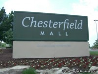 Chesterfield Mall Chesterfield Mo Sign