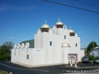 St. Mary and St. Abraam Coptic Orthodox Church