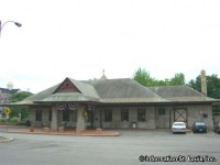 Kirkwood Missouri Amtrak Station