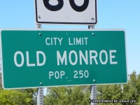 Old Monroe Missouri