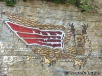 Piasa Bird Monument