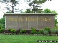 Plaza Frontenac Sign