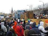 Mardi Gras - River City Grand Parade