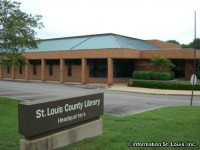 St Louis County Library-Headquarters