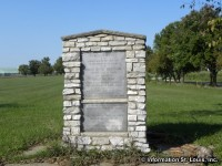 Wood River Massacre Memorial