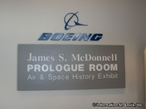 Boeing Prologue Room Sign