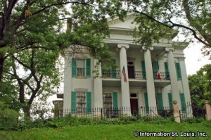 The Chatillon-DeMenil Mansion