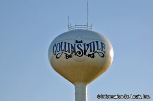 Collinsville Illinois Water Tower