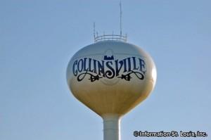 Collinsville Illinois Water Tower
