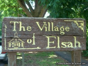 Historic Elsah Illinois