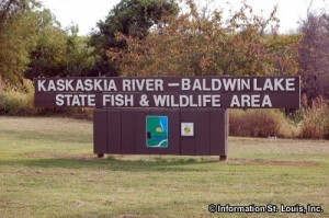 Kaskaskia River State Fish and Wildlife Area