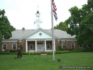 Ladue Missouri City Hall