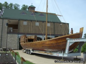Lewis and Clark Boat House and Museum