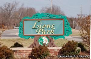 Lions Park in Eureka Missouri
