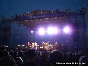 Celebrate St Louis Summer Concerts