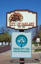 Oakland Missouri