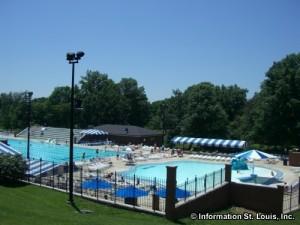 Shaw Park in Clayton Missouri
