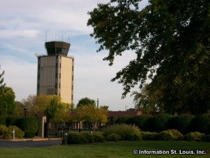 Spirit of St Louis Airport Chesterfield Missouri