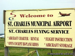 St Charles Airport