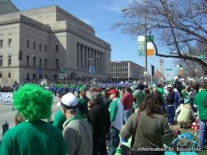 St Louis St Patricks Day   Parade