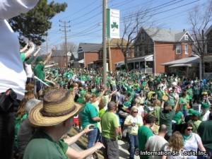 St Patricks Day Parade - Dogtown