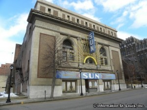 Sun Theater in Grand Center