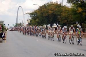 Tour of Missouri - St Louis 2009