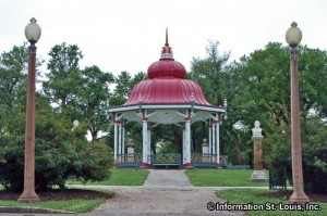 Tower Grove Park Bandstand