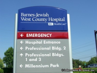 Barnes-Jewish West County Hospital