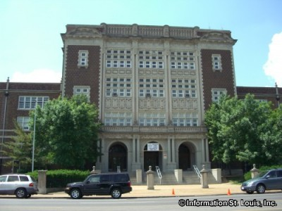 Beaumont High School - St Louis City Public High School