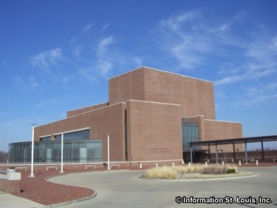 Blanche M Touhill Performing Arts Center