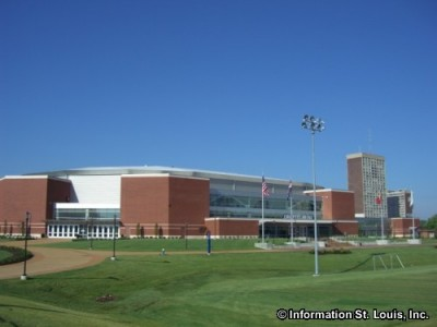 Chaifetz Arena - St Louis University