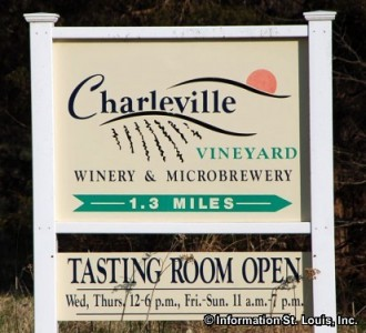 Charleville Vineyard and Microbrewery