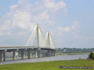 Clark Bridge-Alton Illinois