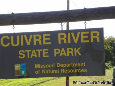 Cuivre River State Park