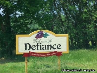 Defiance Missouri