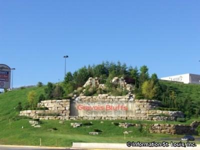 Gravois Bluffs Plaza