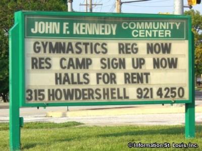 John F. Kennedy Community Center