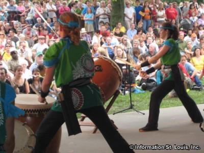 Missouri Botanical Garden Japanese Festival