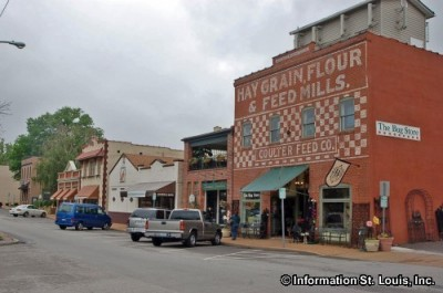 Kirkwood Missouri Shopping