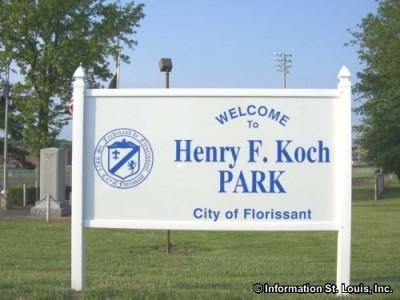 Koch Park in Florissant