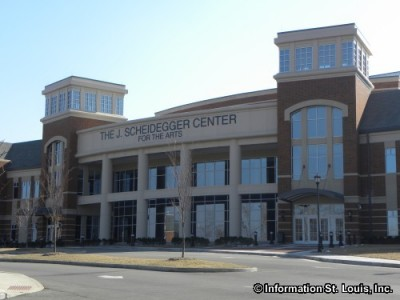The J. Scheidegger Center for the Arts