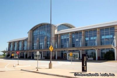 MidAmerica St. Louis Airport in Mascoutah Illinois