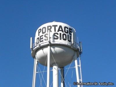 Portage des Sioux Missouri