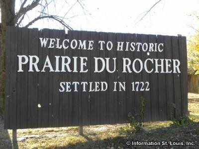 Prairie du Rocher