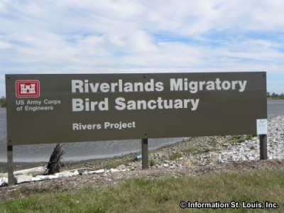 Riverlands Migratory Bird Sanctuary